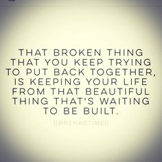 Inspirational, motivational quote about moving on. Go forward and don't look back. Make a positive change. Encouragement for daily life.