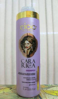 CARA DE RICA e ÓLEO SUBLIME: Eico New Cosmetic | Blog Amoreh