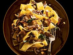 When entering into a vegetarian lifestyle or simply looking to go meatless a few nights out of the week, it is important to remember the value of protein to a well-balanced diet. Our vegetarian recipes are full of flavor and provide tasty meatless options without sacrificing the nutrients your body needs.In one of our favorite mushroom and pasta dishes, Pappardelle with Mushrooms, truffle oil is used to impart rich, earthy flavor and complement the savory porcini mushrooms. Leftover oil…
