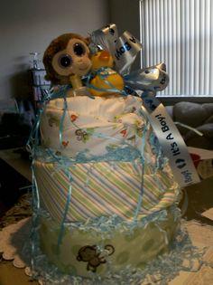Baby shower gift <3