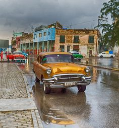 Old Cars of Havana