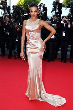 See all of the best dressed from Cannes here.
