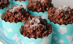 3 ingredient chocolate crackles - Kidspot