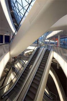 MAB ZEIL, Frankfurt Frankfurt, Studio, Architecture, Gallery, Building, Pictures, Shopping, Hotel, Germany