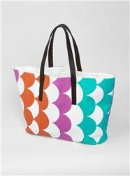 Couverture and The Garbstore - Womens - Suki Cheema - Beach Bag