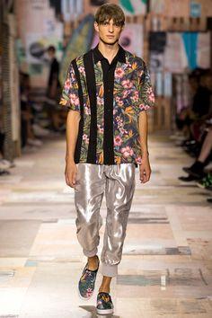 Y-3 Spring-Summer 2015 Men's Collection