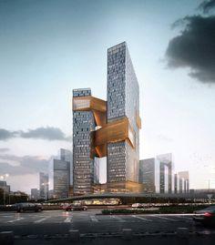 Shenzhen Campus, Шэньчжэнь, срок окончания строительства – 2016 год