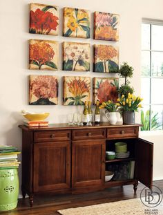Come celebrate Spring with Ballard Designs.