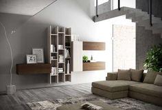 Cucina e soggiorno open space - Cucina a vista open space ...