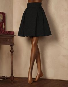 Jacquard dome skirt Women - Skirts Women on Dolce&Gabbana Online Store United Kingdom - Dolce & Gabbana Group #dg