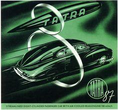 Designersgotoheaven.com - Tatra T87