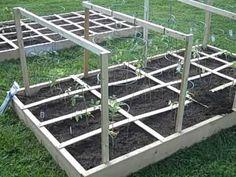 square foot gardening video