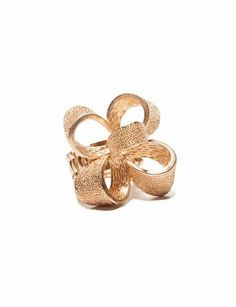 The Limited - Oversized-Bow Stretch Ring: $26.90