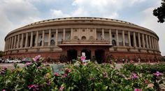 The Parliament House.