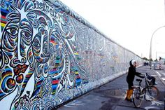 The Wall at Berlin - Germany