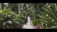 Hanan and Noureddine`s Wedding Highlights