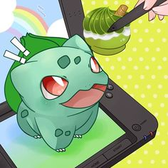 Bulbasaur- Pokemon AmieSupport me on Patreon: https://www.patreon.com/user?u=2849182&ty=hFollow me on my Fan Page: https://www.facebook.com/seviyummyartMy YouTube Channel: https://www.youtube.com/user/SeviYummyMy deviantART: seviyummy.deviantart.comMy store: http://www.redbubble.com/people/seviyummy/collections/302995-poke-pillowsMy Instagram: SeviYummy