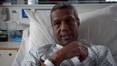 Ric Griffin - Hugh Quarshie - 20.07 Holby City