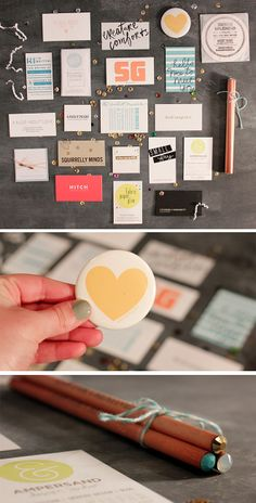 l o v e / d e s i g n / s u n s h i n e: Design | Alt Business Cards