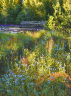 Sun On The Grass - Gallery - Viacheslav | pmp-art.com