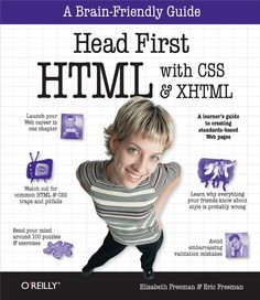 Head First HTML with CSS & XHTML  ($17.59)
