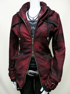 Love the jacket, would pair it with elegant things to get the elegant-grunge combo