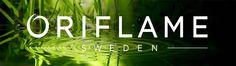 Oriflame Sweden logo on green background  www.orisandramiranda.com