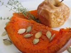 Szerda 2: Sült sütőtök Camembert Cheese, Cantaloupe, Dairy, Fruit, Food, Essen, Meals, Yemek, Eten