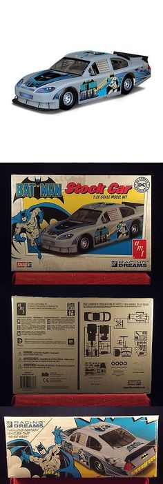 Other NASCAR Models and Kits 16510: Batman ~ Batman Stock Car ~ 1:25 Scale ~ Plastic Model Kit By Amt ~ 2015 -> BUY IT NOW ONLY: $39.99 on eBay!