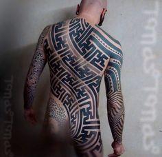 Tattoo by Tomas Tomas