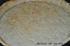 Masa brisa o quebrada (dulce y salada)
