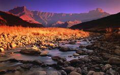 Amphitheatre, Ukahlamba National Park (Drakensberg)