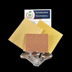 Sandpaper Texturing - AgClassroomStore at USU Punnett Square Activity, Soil Texture, Sandpaper, Lesson Plans, Literacy, Students, Classroom Resources, Squares, Lenses