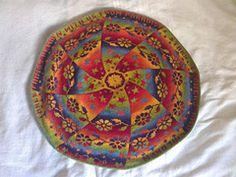 Stars Flowers and Children (English version) pattern by Phazelia. WOW just Wow. Double knitting with Kauni Effektgarn (EG) yarn