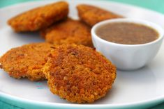 Carrot Quinoa Nuggets are vegan, gluten free, egg free, dairy free, and great for any get together with allergies or different diets as well as something delicious and different.