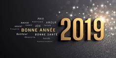 Happy New Year 2019 : QUOTATION - Image : Quotes Of the day - Description Bonne Ann& 2019 ! Meilleurs voeux Sharing is Caring - Don't forget to share Happy New Year Message, Happy New Year Quotes, Happy New Year Greetings, Quotes About New Year, Happy New Year 2019, New Year 2020, Happy Quotes, Witty Quotes, New Quotes