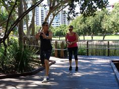 Mobile Personal Trainer Stretton. - Kim Baram | Amore Fitness. Professional personalised fitness service. Train in the convenience of your own home or park nearby. www.amorefitness.com.au