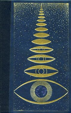 The cover a book that opens a hole in the universe. Shelved in the Esoteric section of a non-description used book store.
