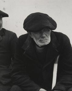Fisherman, Douarnenez, Finistère, France, 1950, Paul Strand, American, 1890 - 1976 | Bretagne | Finistère | #myfinistere