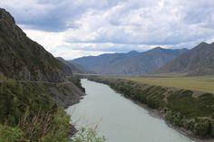 Катунь, река Горного Алтая