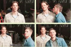 [GIFSET] My favorite J2 moment ever :) Bts, 'don't twizzler me'
