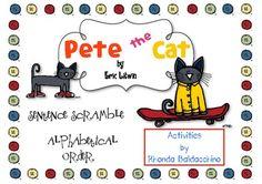 Pete The Cat Activities