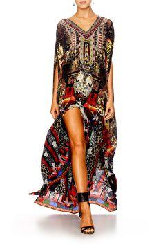 Boho Fashion, Fashion Outfits, Womens Fashion, Fashion Design, Kaftan, Bohemian Print, Resort Wear, Camilla, Cruise