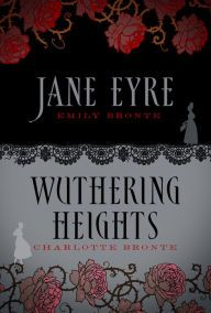Jane Eyre/Wuthering Heights by Emily Brontë, Charlotte Bronte |, Hardcover | Barnes & Noble®