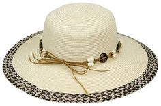 41b88c91695 Ladies Wide Brim Sun Hat Natural by RMO Rocky Mountain Outback Hats. Buy it