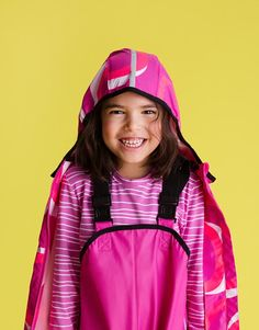 Did you know that our rainwear and rubber boots are entirely free of PVC and similarly unhealthy substances? #reima #rainwear #kidswear