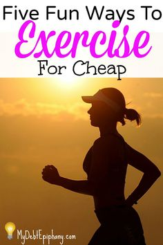 Five Fun Ways To Exercise For Cheap 1
