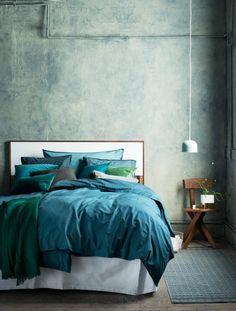 Home | Besonderheiten | Auf Ausgewählte Artikel | Hu0026M DE Wandfarbe  Schlafzimmer Beruhigend, Schlafzimmer Petrol
