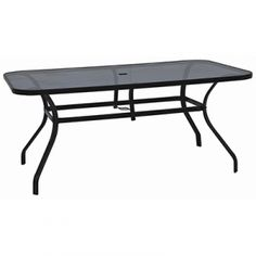 Wilson Amp Fisher 174 Rectangular Glass Dining Table At Big