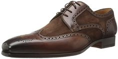 Magnanni Men's Nieves Oxford on shopstyle.com